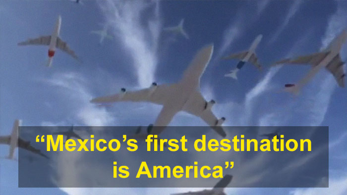 The Way Mexican Airline Just Trolled Americans Will Crack You Up