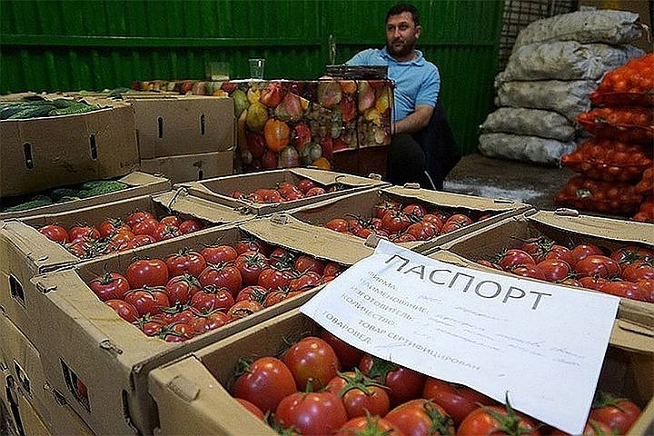 Россельхознадзор разрешил поставки томатов с пяти турецких предприятий c 24 апреля