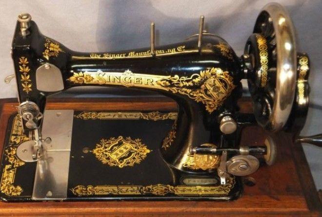 Охота за швейными машинками,…