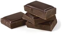 Темный шоколад способствует понижению давления