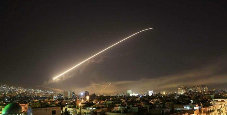 Москва предупредила, что сегодняшний удар по Сирии не останется без последствий