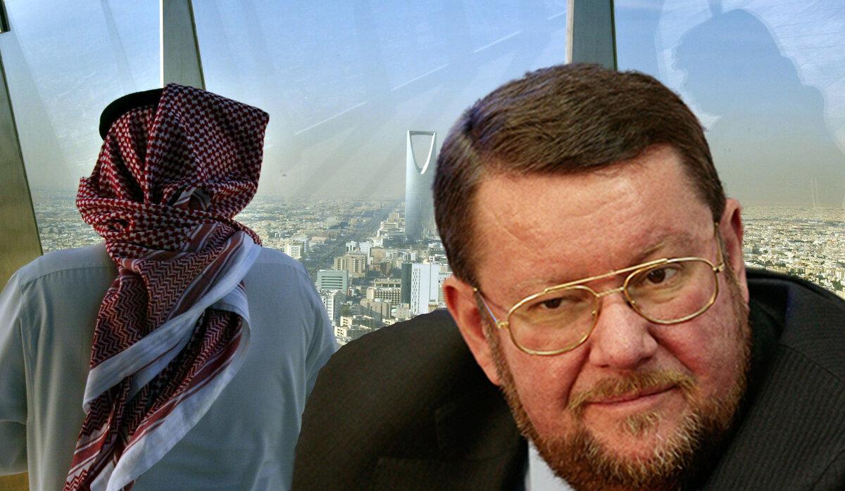 Евгений Сатановский: Саудовская Аравия - страна бесхитростных, искренних, высокоморальных, абсолютно бескорыстных людей