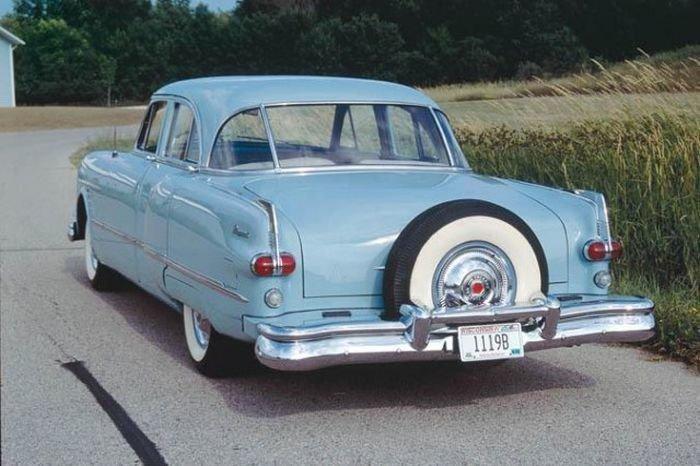 Для чего Packard Cavalier получил пятое колесо?