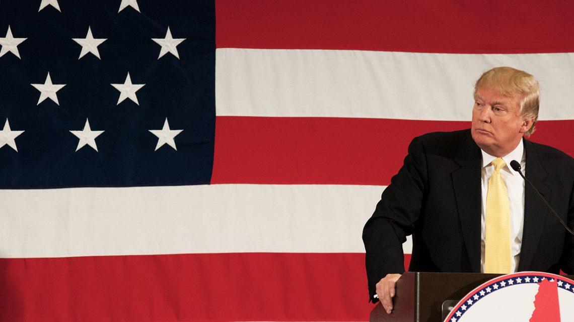Трамп вступил в конфронтацию с властью более высокой, чем президентская