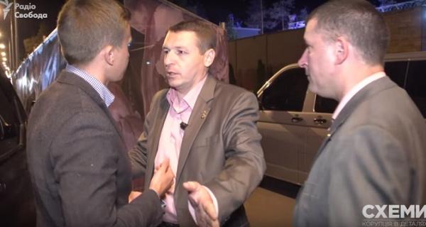 Киев: Насвадьбе сына генпрокурора Украины охранники избили журналистов
