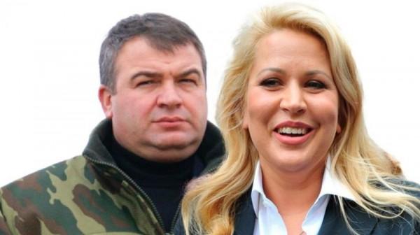 Сердюков и Васильева готовят…