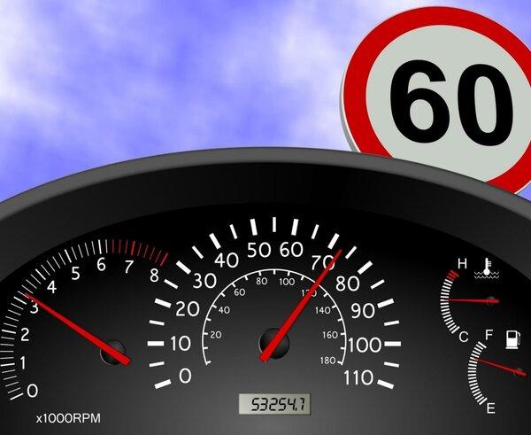 Поедем на 10 км/ч медленнее:…