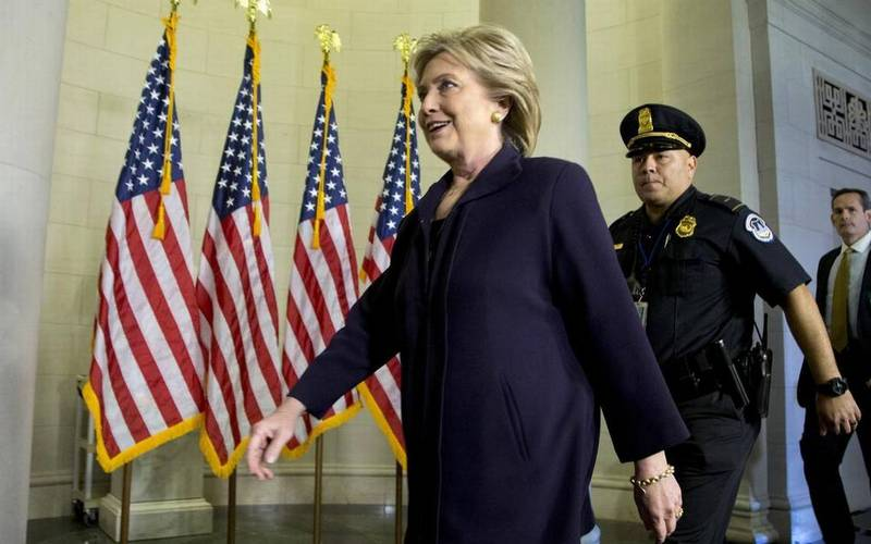 BBC: «Хиллари Клинтон снялась с президентской гонки»