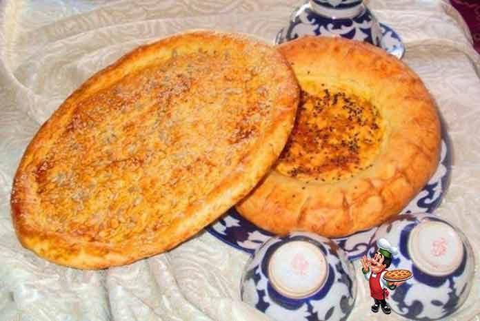 Узбекская лепешка без дрожжей рецепт в духовке