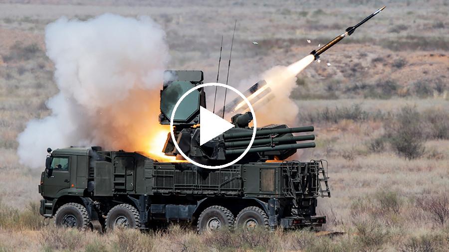 Полная боевая готовность: Русские ПВО С-400 готовы отразить масштабный ракетный удар США в Сирии