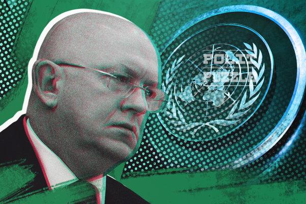 «Главный аргумент Лондона рассыпался на глазах»: РФ «обнулила» доказательства Британии в Совбезе ООН