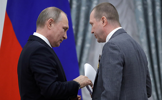 "Путин отреагировал на обыски у Серебренникова фразой ""да дураки"""