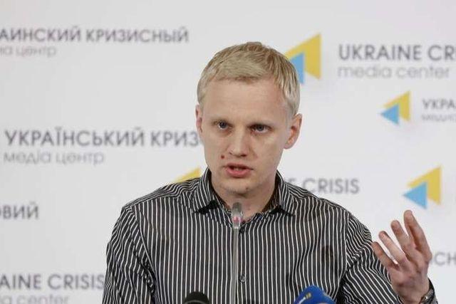 Путь украинского грантоеда Виталия Шабунина