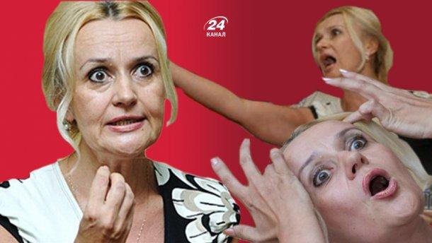 Фариониха предложила давать туфлей по роже русскоязычным на Украине