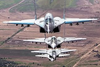 Первая совместная операция ВКС РФ и ВВС Турции
