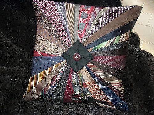 领带的第二次生命(9)领带变成… - maomao - 我随心动