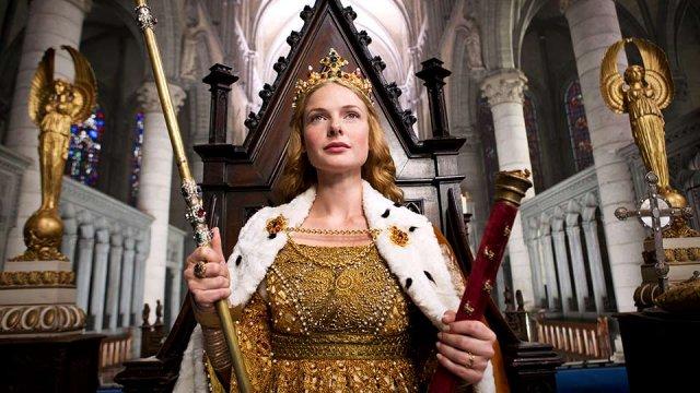 Белая королева, 2 серия