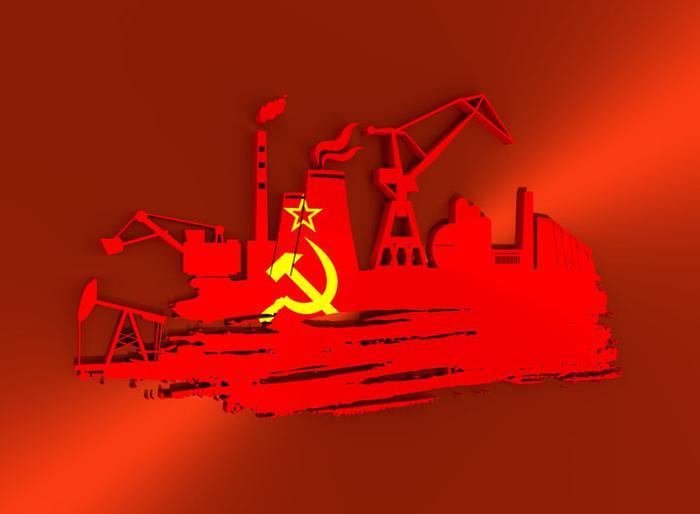 Список построенных при Сталине заводов. А что построено при Путине?