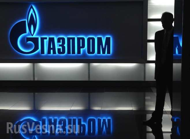 Генерал Мороз принуждает Европу любить «Газпром»
