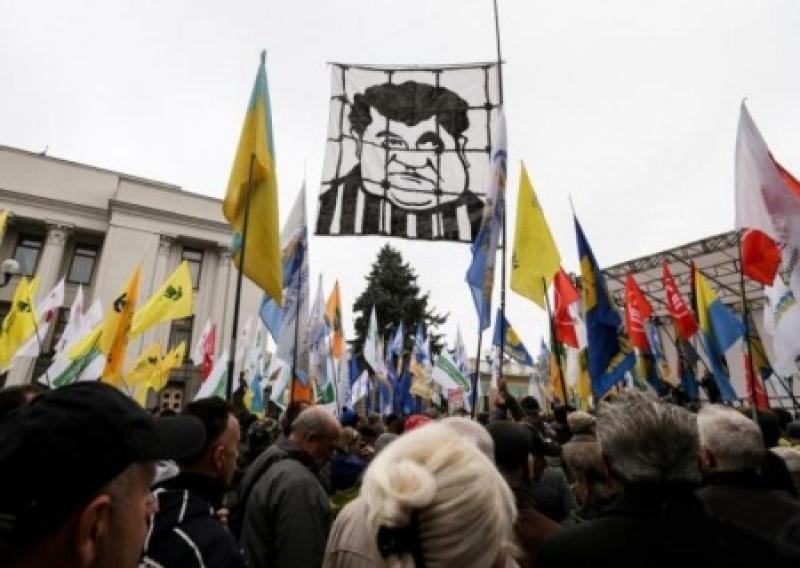 «Майданчик» как напоминание Порошенко