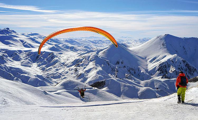 Зима близко: где открыть горнолыжный сезон