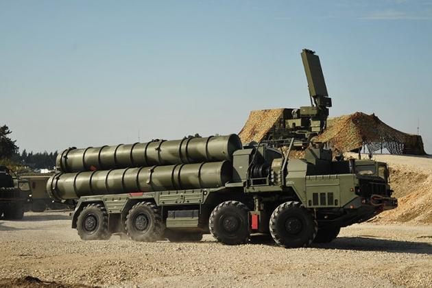 Российские С-400 в Сирии оказались не готовы к боевому применению