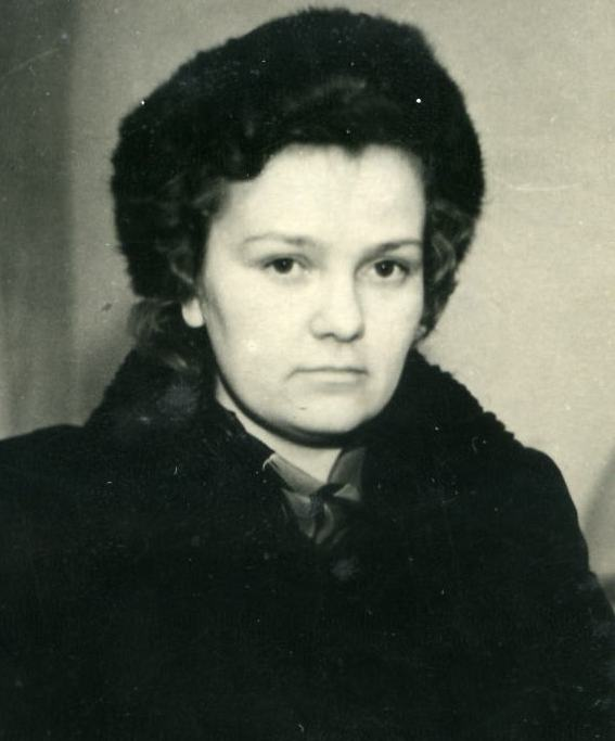 Померанцева София Александровна
