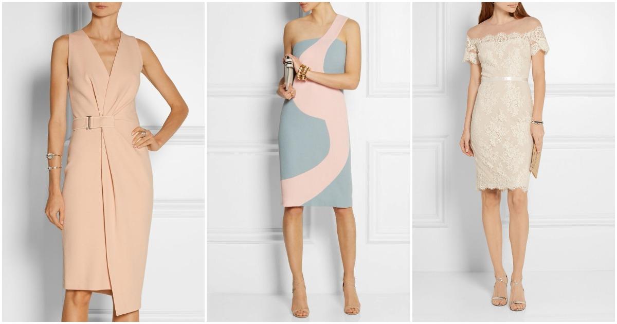 Безупречный вкус: платья, которые можно назвать идеальными