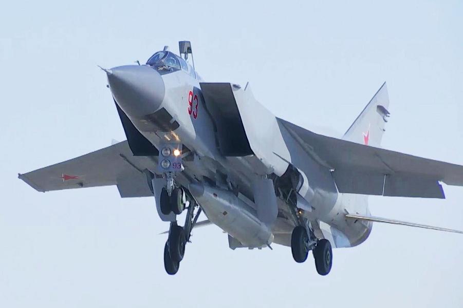 Американцы верят в российское гиперзвуковое оружие