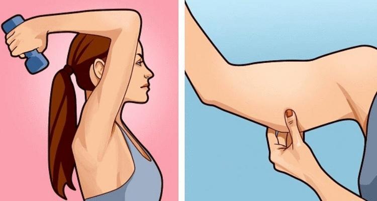 5 упражнений, которые вы можете сделать прямо дома