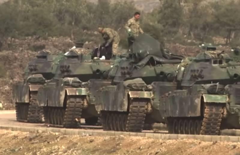 Турецкие танки покинули дорогу Идлиб-Серакиб: ситуация похожа на ловушку для САА
