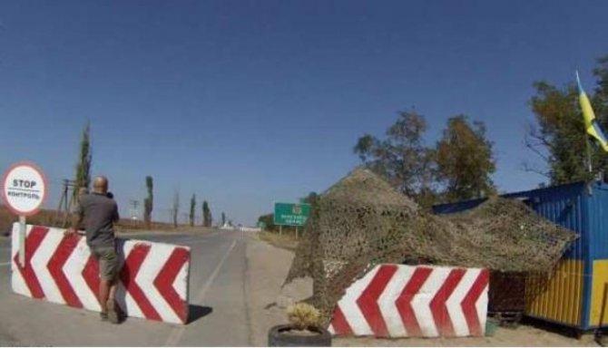 В штабе «АТО» заявляют об обстреле украинских пограничников с территории России