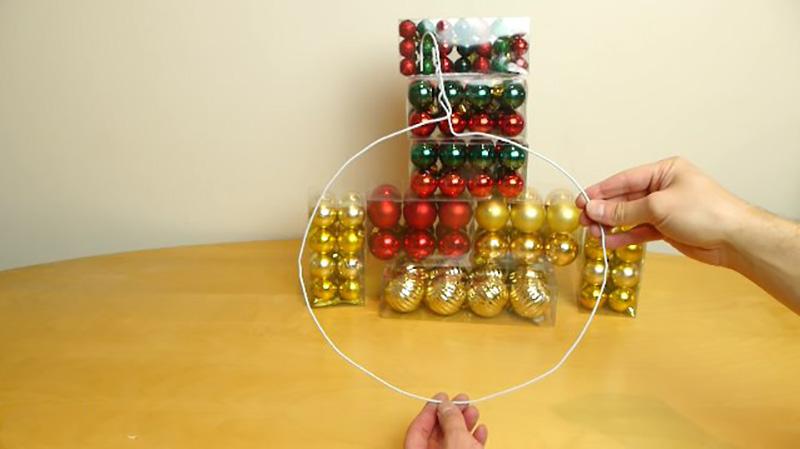Как сделать своими руками рождественскую гирлянду