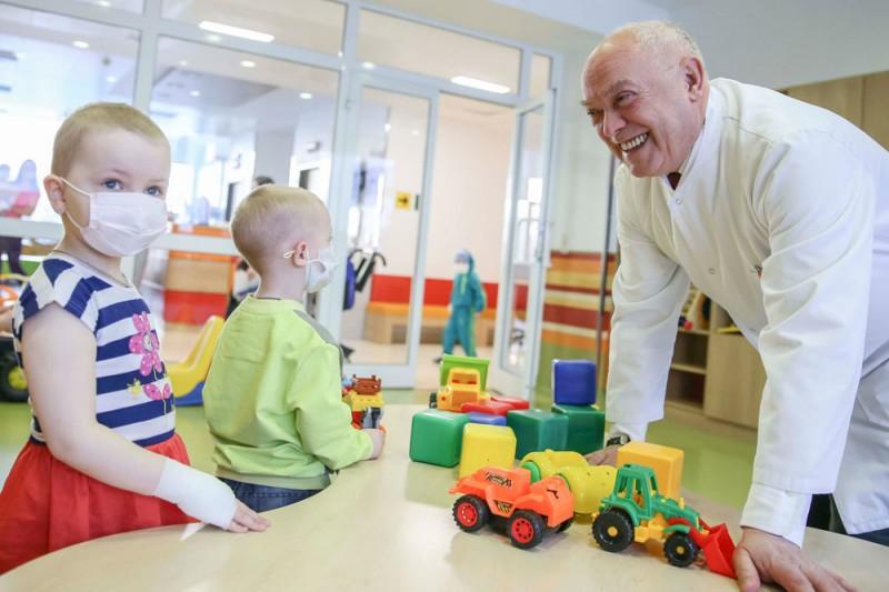 Зачем детям, которые болеют раком, нужны съемные квартиры