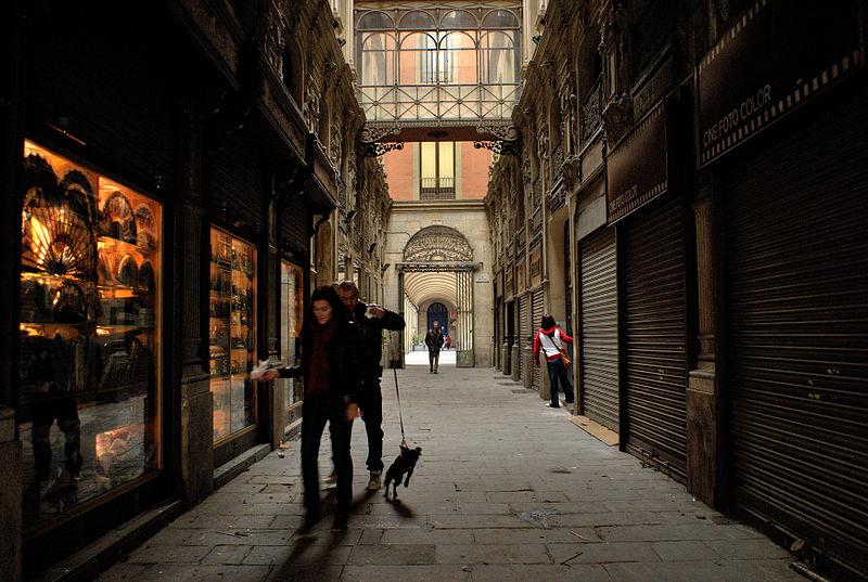 Прогулка сквозь века: Готический квартал Барселоны