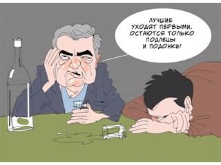 Украинская предвыборная жест…