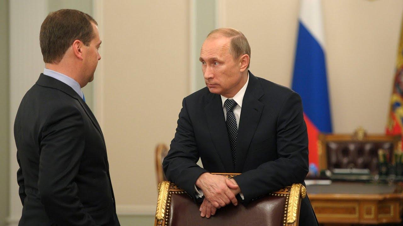 Путин поручил Медведеву изуч…