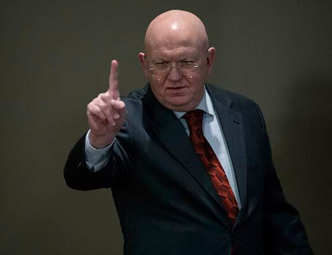 Небензя упрекнул США в хамском отношении к России