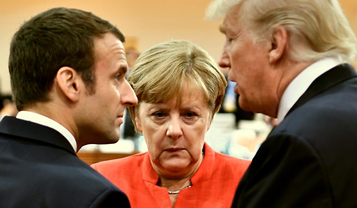 Иностранцы: «Трамп, Макрон и Мэй не случайно отказались от быстрого удара по Сирии. Они испугались загадочного молчания Владимира Путина»