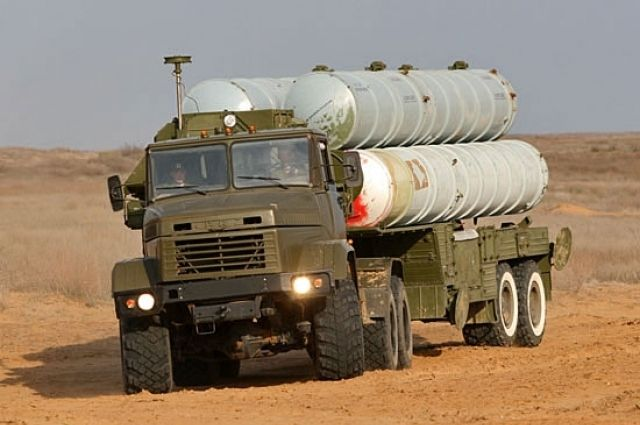 СМИ: у Сирии нет систем С-300