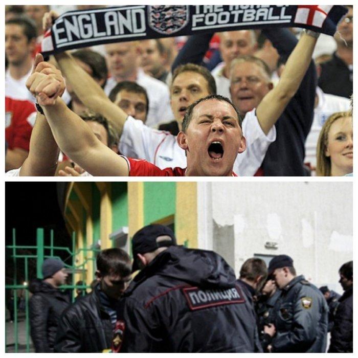 Российские законы, которыми пугают британских фанатов