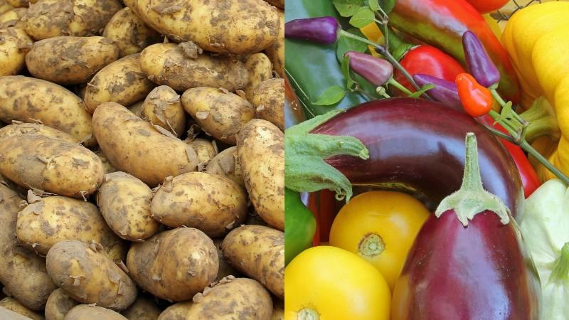 польза и вред запеченного картофеля