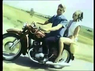 Мотоциклы СССР, реклама 1966 год