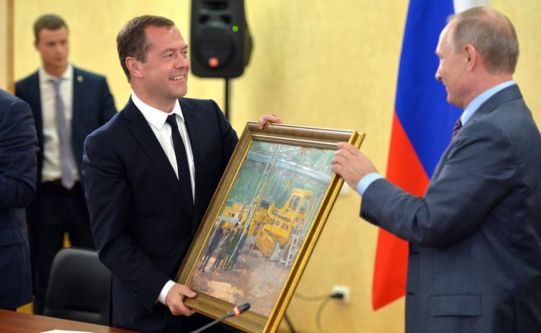 Медведева заставят поменять …