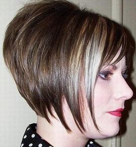 Покраска и стрижки волос для полных