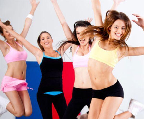 Фитнес-танцы для похудения