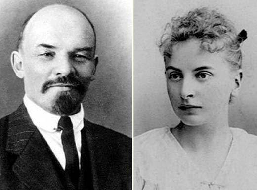 Картинки по запроÑу Ð' 1909 году во Франции Ленин впервые вÑтретилÑÑ Ñ Ð˜Ð½ÐµÑÑой Ðрманд