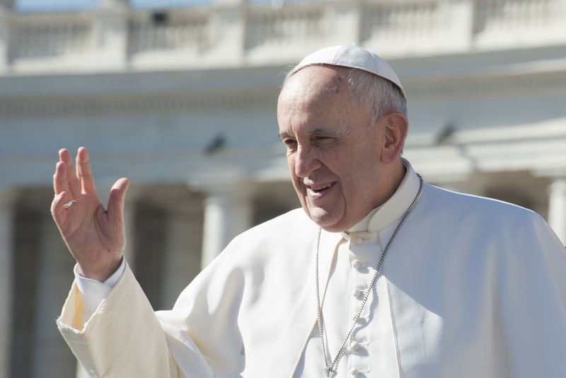 папа римский франциск в молодости
