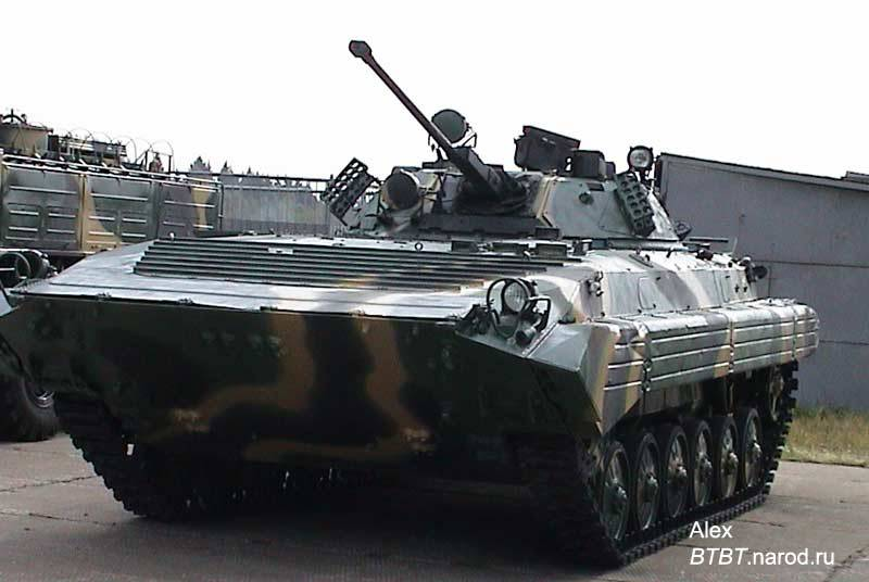 Боевая машина огнеметчиков БМО-1