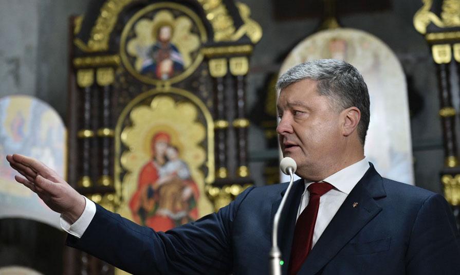 В Киеве сегодня проходит «объединительный собор»